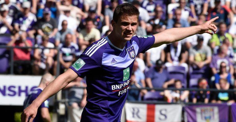 OFFICIEEL: Anderlecht neemt definitief afscheid van Dendoncker