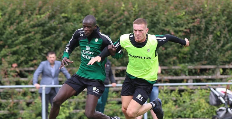 Ciss (19) vier jaar lang te bewonderen in Eredivisie: Met beide handen gegrepen