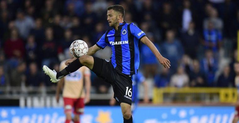 Nieuwelingen van Club Brugge maken gehakt van zwakke Kortrijkzanen