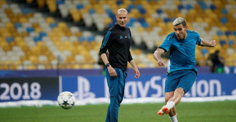 Real Madrid verhuurt miljoenenaankoop komend seizoen aan Real Sociedad