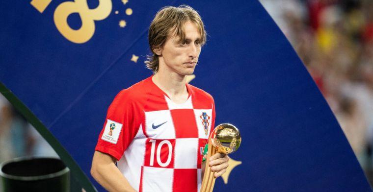 'Gesprek tussen Modric en Perez: officieel transferverzoek is op komst'