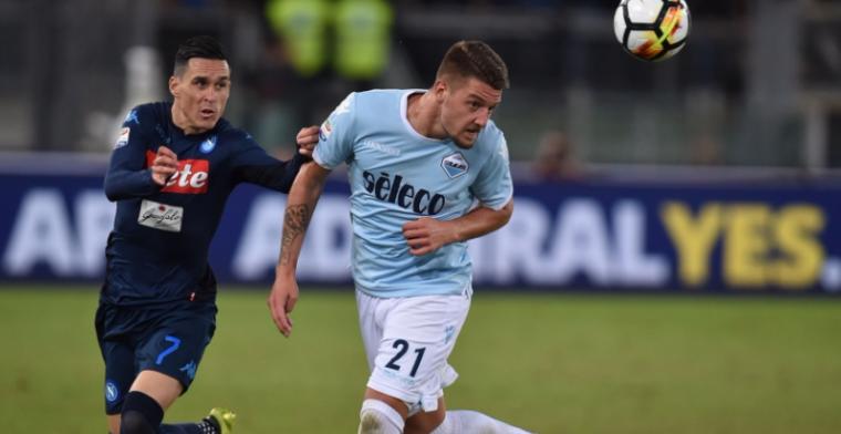 'Lazio geeft man van 120 miljoen ultimatum: transfer in het weekend of blijven'