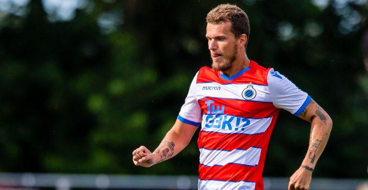 OFFICIEEL: Club Brugge neemt afscheid van Scholz, vaderland wordt bestemming