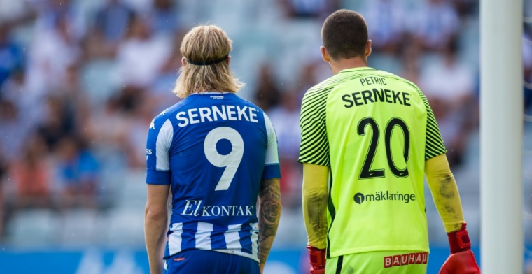 Update: Excelsior heeft Omarsson binnen: IJslandse spits tekent voor drie jaar