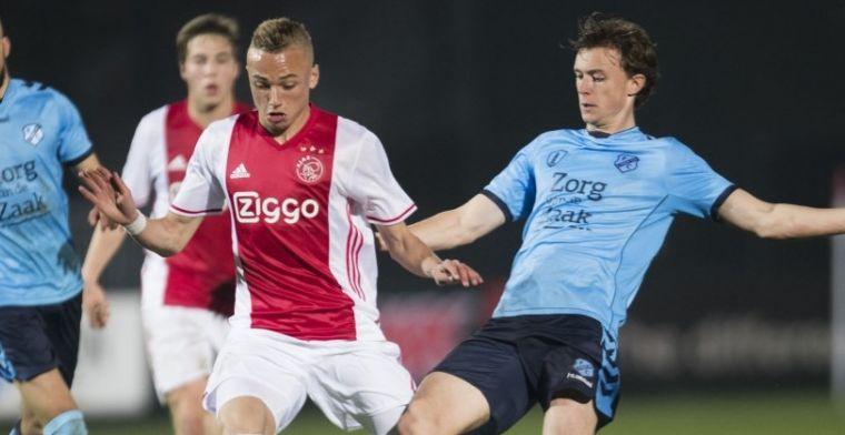 Ajax-aanvaller lacht Vilhena uit: Je gaat geen Europa League spelen, bro