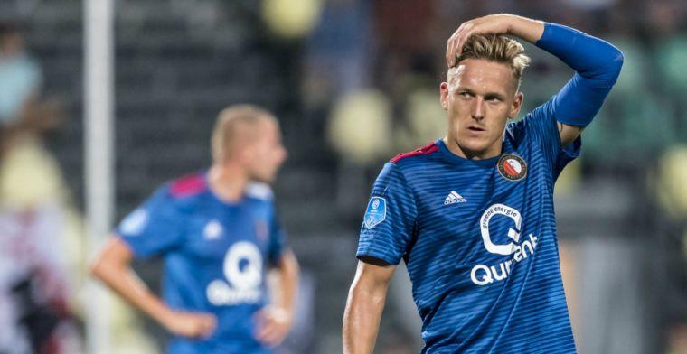 Feyenoord-viertal moet zich zorgen maken: 'De kans gekregen zich te etaleren'