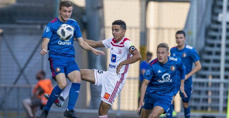 Feyenoord wekt verbazing met afgang in Europa: Ik kan het amper geloven