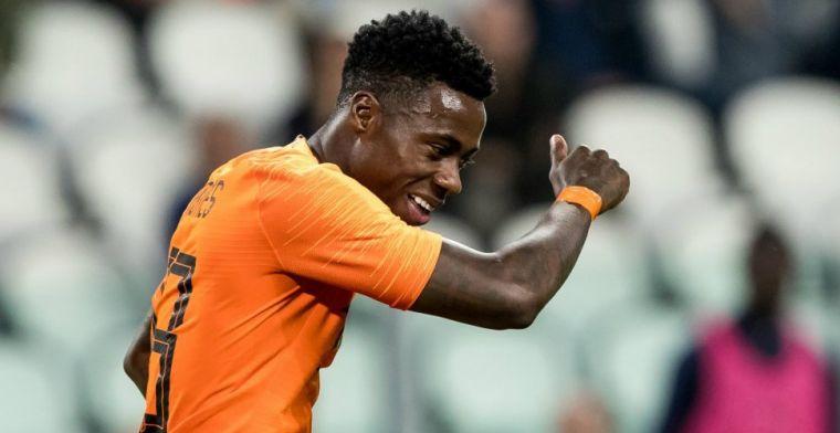'AC Milan zoekt en meldt zich bij Oranje-international van 25 miljoen euro'