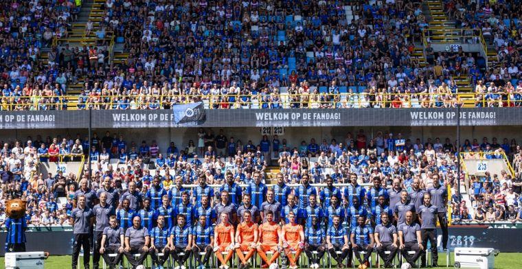 Club Brugge krijgt twee toptalenten op bezoek dankzij... Van Geneugden