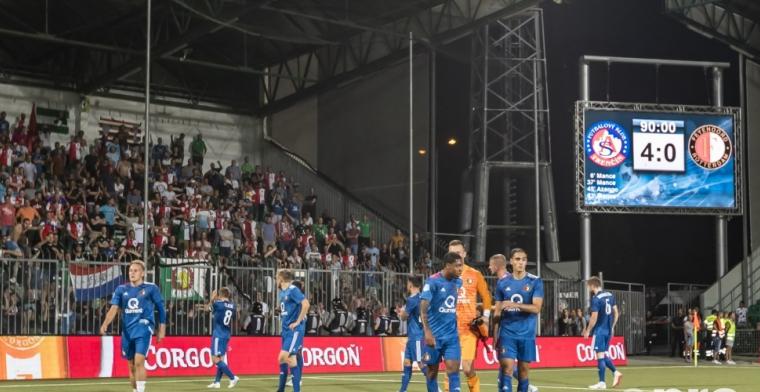 De Wolf hekelt 'overschat' Feyenoord: 'Kon hij niet spelen of werd hij gespaard?'