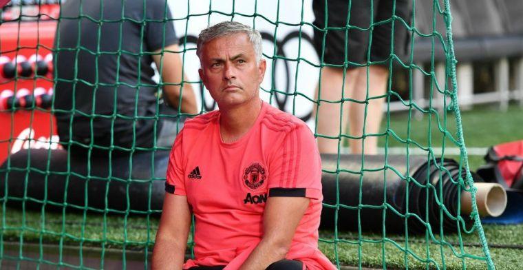 'Mourinho en Manchester United op ramkoers: club doet geen enkele moeite'