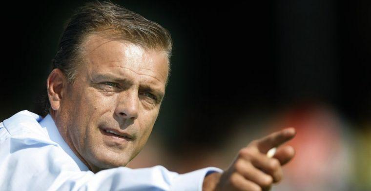 FC Utrecht breekt per direct met assistent-trainer: Teveel op de achtergrond