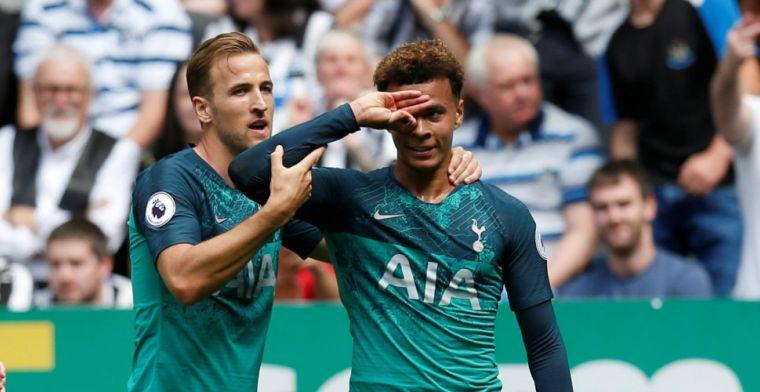 Vertonghen kopt Tottenham Hotspur naar eerste zege van het seizoen