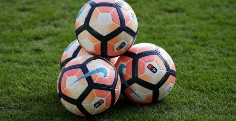 Update: Uitstel bleek niet nodig, de bal rolt bij KV Oostende-Genk