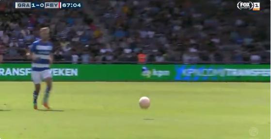 Botteghin krijgt rood en zadelt Feyenoord op met nóg meer problemen