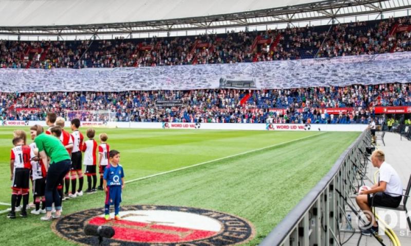 Afbeelding: 'Hoffenheim onder de indruk van prestaties zeventienjarig Feyenoord-talent'
