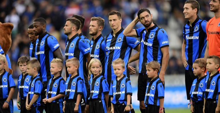 Bij Club Brugge zitten ze nu met een ei in de broek