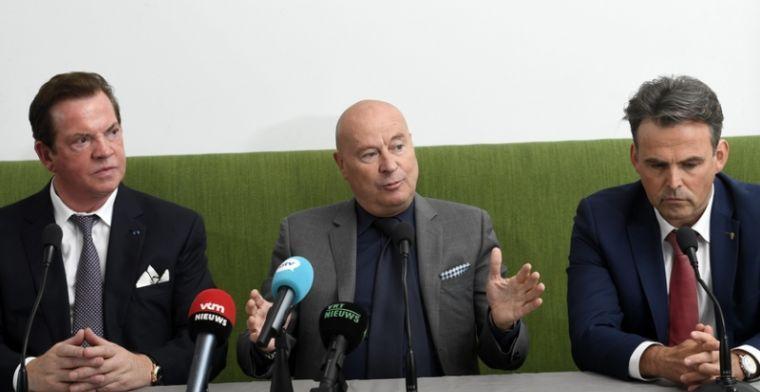 'Nieuwste aanwinst van Antwerp legt woensdag zijn medische testen af'