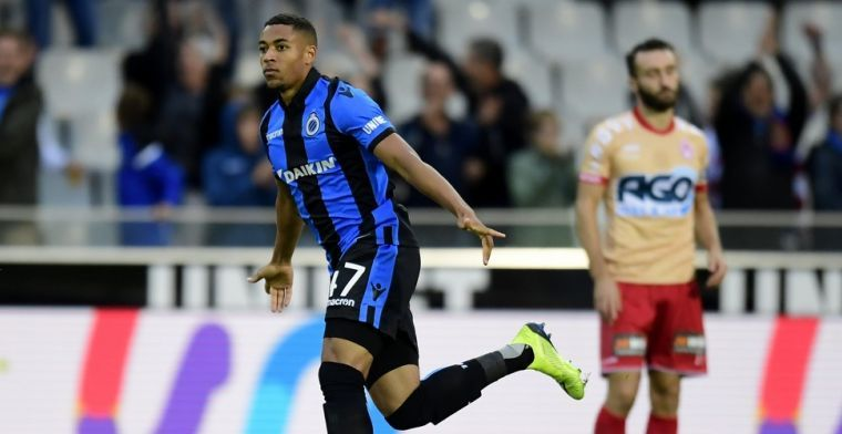 Nieuweling verovert nu al alle harten: Goed gescout van Club Brugge