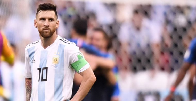Leo Messi ya ha decidido su futuro con la selección argentina