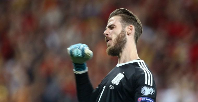 'United vol vertrouwen: De Gea gaat contract verlengen na transfer Courtois'