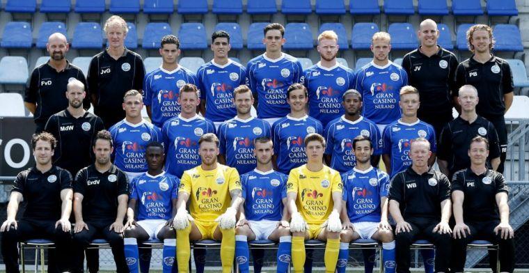 Opmerkelijke transfers in Den Bosch: Jordania strikt drie aanwinsten in één keer