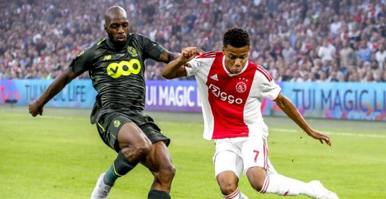 LIVE: Ajax klopt Standard en staat in play-offs Champions League (gesloten)