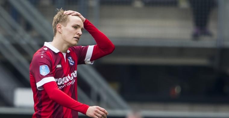 Ronde Tafel 68 Heerenveen.Update Heerenveen En Vitesse Willen Odegaard Speler Moet