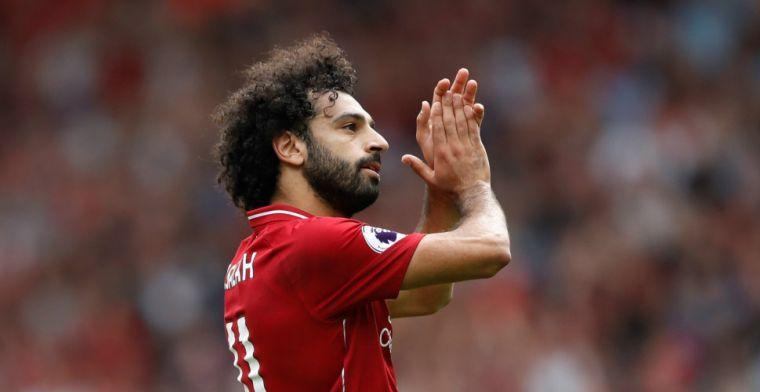 Update: Salah ontsnapt aan boete voor bellen in de auto: 'Onvoldoende bewijs'
