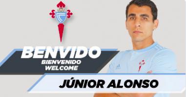 Oficial   El Celta ficha al central paraguayo Junior Alonso
