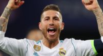 Imagen: Sergio Ramos 'carga, apunta y dispara'  contra Cristiano y Jürgen Klopp