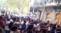 Imagen: VÍDEO | Los aficionados de Boca toman las calles de Barcelona