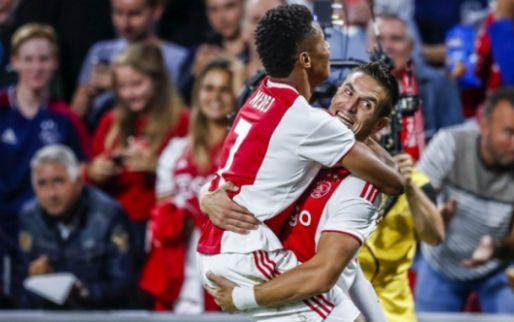 Afbeelding: Belgische lof voor 'frivool' Ajax: