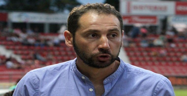 Machin espera que la euforia no deje al Sevilla sin Europa League