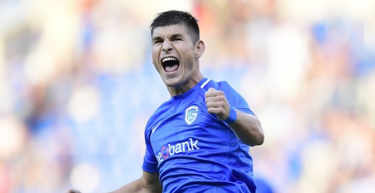 Malinovskyi geeft meer uitleg na contractverlenging bij Genk