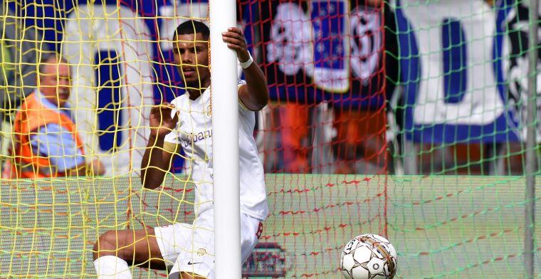 Gano teleurgesteld: Veertig goals, maar toch kreeg ik geen kansen