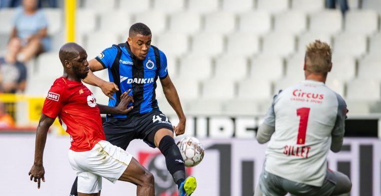 Sommige spelers van Standard zijn nog niet uitgepraat over Danjuma