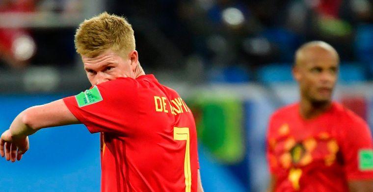 """De Bruyne staat op als leider bij City: """"Was toen niet de speler die ik nu ben"""""""