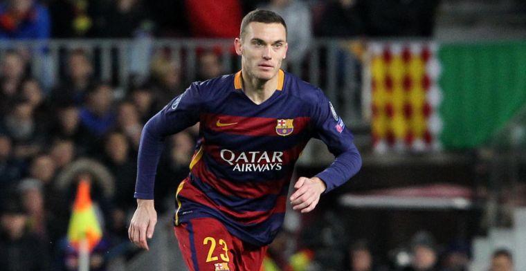 Barcelona wint Joan Gamper Trofee met invaller Vermaelen