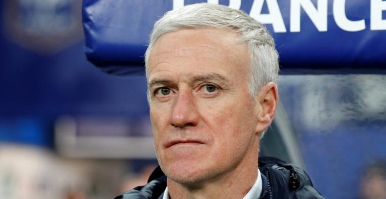 """Deschamps laat zich uit over match tegen België: """"We hebben afgezien, maar…"""""""