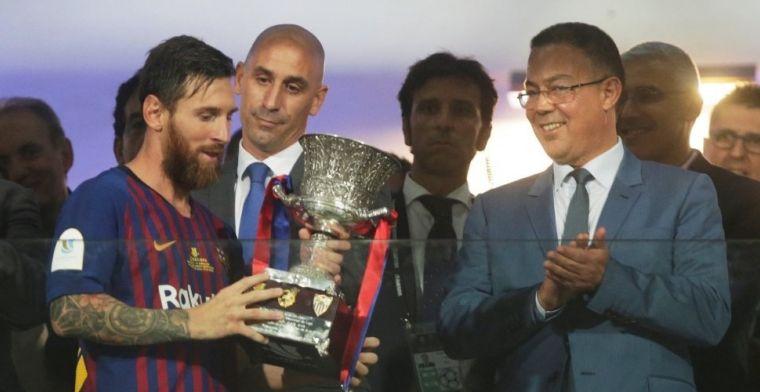 """""""La Supercopa de España fue un desastre organizativo"""""""