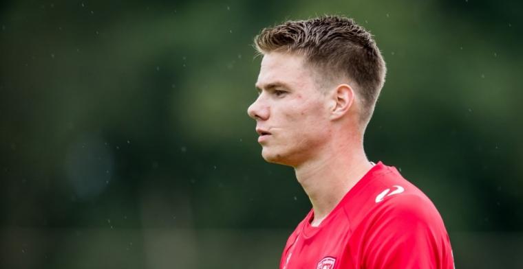 'Kan nog begrijpen dat Verbeek me niet snapte, maar vond zijn reactie niet sjiek'