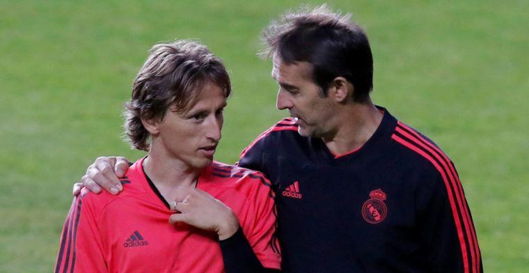 LIVE-discussie: Real Madrid zonder Modric, Atlético Madrid start met Lemar