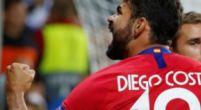 Imagen: GOL | Diego Costa vuelve a poner las tablas en el marcador con el segundo