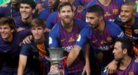 Imagen: Todo listo para que el balón ruede por primera vez en el Camp Nou
