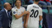 """Imagen: El Madrid asegura que no hay caso Modric: """"Está encantado de seguir con nosotros"""""""