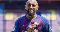 Imagen: Vidal está deseando debutar con el Barça en el Camp Nou