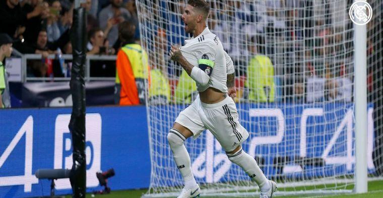 Hargreaves: No vas a ganar la Champions con 25 goles de Ramos