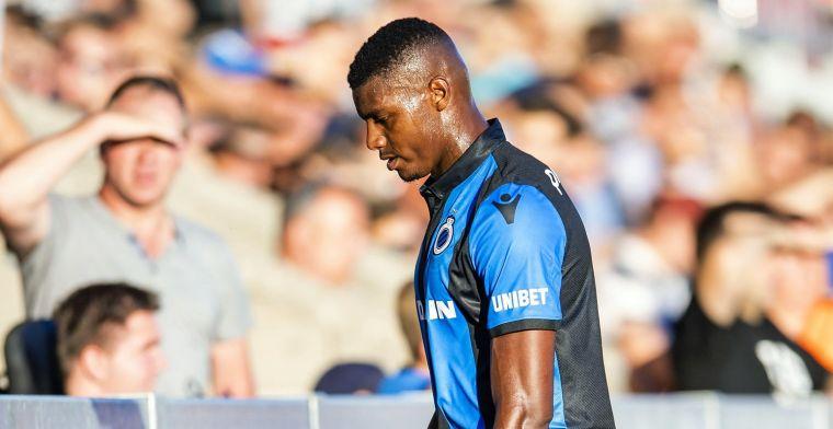 Martinez hoeft Club Brugge-speler niet te bekijken: Ik denk er niet aan