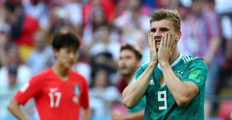 Duitsland maakt vrije val in nieuwe FIFA-ranking, Frankrijk nieuwe nummer één